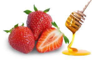 cara menghilangkan jerawat dengan masker strawberry dan madu